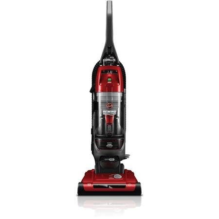 Hoover Elite Rewind Bagless Right side up Vacuum, UH71012
