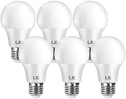 LE E27 LED Bulbs 8W, Warm White, 60W Incandescent Bulb Equivalent
