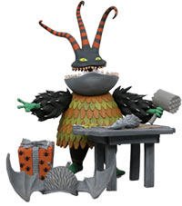 Nightmare Before Christmas Series 2 Harlequin Demon Figure: Amazon ...