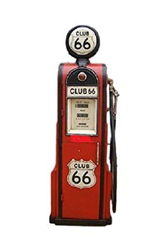Kunibert - Armario (155 cm), diseño de surtidor de gasolina: Amazon.es: Hogar