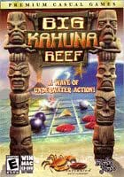 Big Kahuna Reef: A Wave of Underwater Puzzle Action - PC/Mac