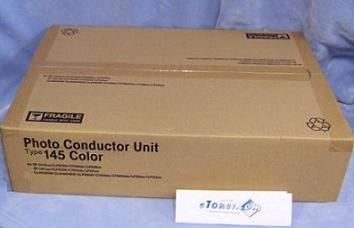 Lanier LP226 LP231 OEM PCU Color Photoconductor Unit Yield 50,000 (Colour Unit Photoconductor)