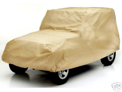 Champion Jeep Cj-7 Cover Rugged and Waterproof ()