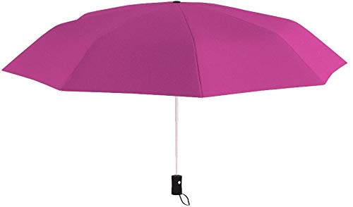 Frostfire Kolumbo Travel Umbrella Proven 'Unbreakable' Windproof Tested 55MPH Sturdy,...