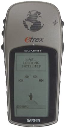 B00004UF7T Garmin eTrex Summit Waterproof Hiking GPS 31T78YHJCQL.