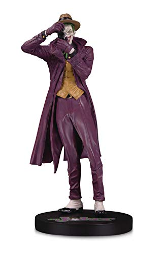Batman Mini Figures Series - DC Collectibles Designer Series: The Joker by Brian Bolland Mini Statue