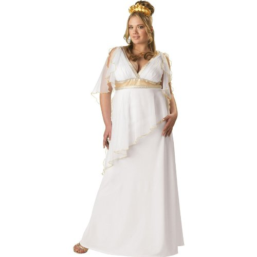 Greek Goddess Costume - Plus Size 3X - Dress Size (Greek Goddess Costume Plus Size)