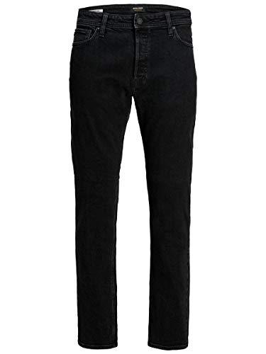 JACK & JONES Herren JJIMIKE JJORIGINAL AM 240 PCW PS Jeans, Black Denim, 44/32