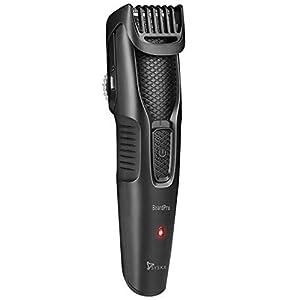 Syska HT200 Pro Beard pro Mustache & Beard Trimmer For Men (Black)