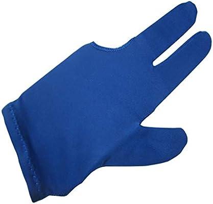 WXS 10 PCS Negro Pool Cue Gloves Stick for Juegos Cue Pool Indoor ...