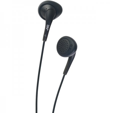 JVC HAF240BN Gumy-Air Headphones