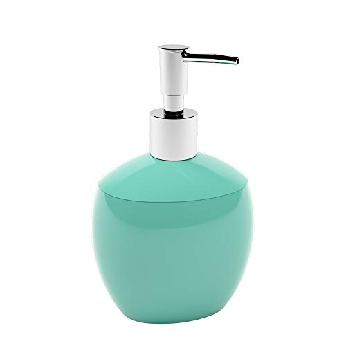 Porta Sabonete Liquido Spoom Coza Verde Elétrico