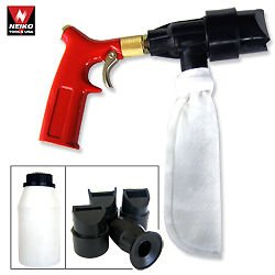 Closed Cycle Air Spot Shot Sand Blaster Tool Sandblast PRO Compressor Tools