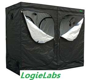 Hydroponic Grow Tent 240x120x200cm  sc 1 st  Amazon UK & Hydroponic Grow Tent 240x120x200cm: Amazon.co.uk: Garden u0026 Outdoors