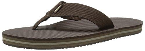 Teva Heren Deckers Flip-flop Brown