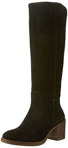 Lucky Women's Lk-Ritten Riding Boot,Black,8.5 M US