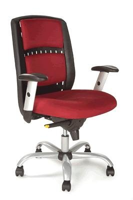 Chellgrove DP6601 Ergonomic High Back Managers Office Chair