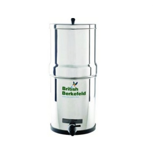 Doulton SS Gravity Water Filter with Super Sterasyl Candles