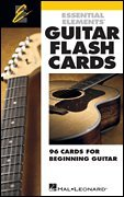 Essential Elements Guitar Flash Cards Gen Merchandise by Hal Leonard from Essential Elements