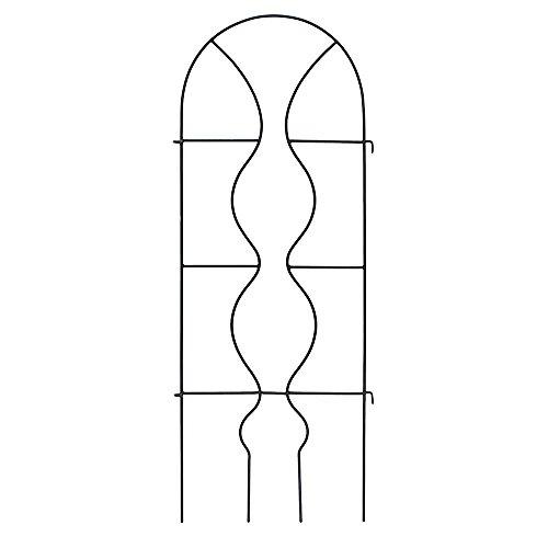 Achla Designs Orangery Wrought Iron Garden Trellis by Achla