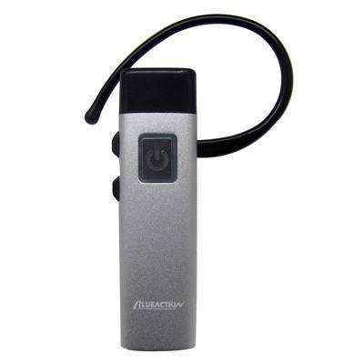 Brushed Aluminum Bluetooth Earphones Headphones for ZTE Axon