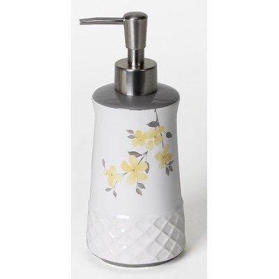Spring Garden Lotion Dispenser