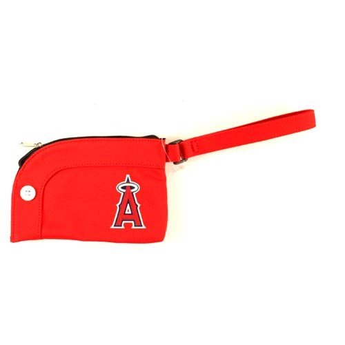 MLB Los Angeles Angels Jersey Stadium Wristlet