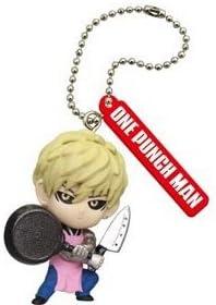 One Punch Man Mumen Rider Mascot Key Chain