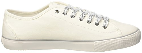 ASSN S POLO Bianco Terry Sneaker U Donna SE04Wq