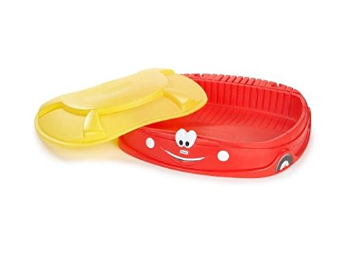 Little Tikes Cozy Coupe Sandbox by Little Tikes`