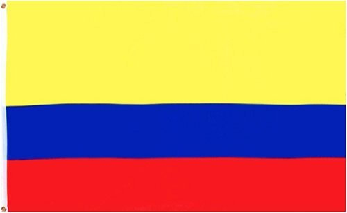 Colombia Country Flag - Colombia Flag 3 x 5 Brand NEW Colombian 3x5 Banner
