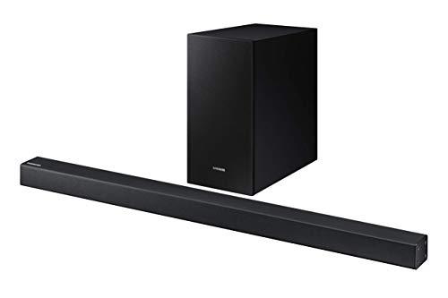 Samsung HW-R450 2.1 Channel Dolby Digital Bluetooth SoundBar (2019) - (Renewed)