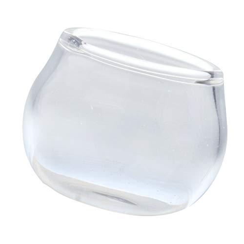 Willow Dollhouse Kit - NATFUR 1:12 Scale Transparent Glass Fish Tank Fish Dollhouse Miniature Kit
