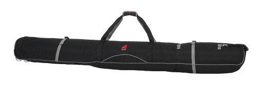 185 Cm Skis (Athalon Wheeling Double Padded Ski Bag)