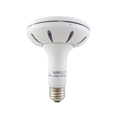 Aurio Lighting PAR30 LED Spotlight Bulb, 14-Watt(75-Watt Equivalent), 800 Lumens, 3000K Dimmable, Standard E26 Base, Single (Par30 Long Neck Spot)