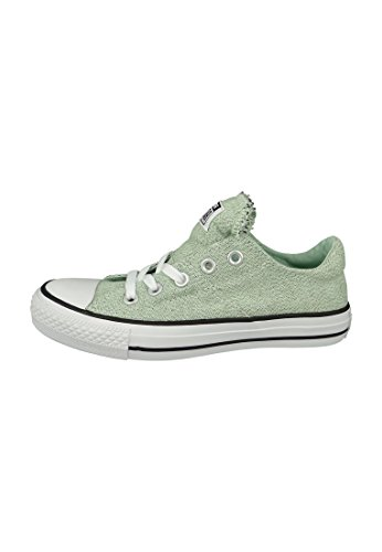 Converse Chuck 549702C CT AS Madison Mint Julep Negro Blanco, Converse Schuhe Damen Leiste 10A:36