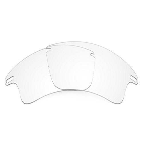 Revant Replacement Lenses for Oakley Fast Jacket XL Crystal Clear