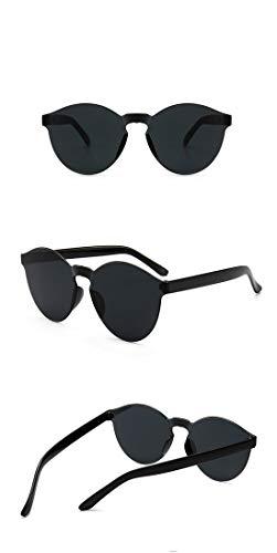 de lunettes Sans Soleil de UV400 Homme Léger de Unisexe Femme Transparentes Lentille Lunettes C1 Fliegend Miroir Soleil Polarisées Wayfarer Cadre Mode Lunettes Soleil 7wzEqn