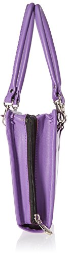 Knitter's Pride Thames Faux Leather Bag, Purple by Knitter's Pride (Image #3)
