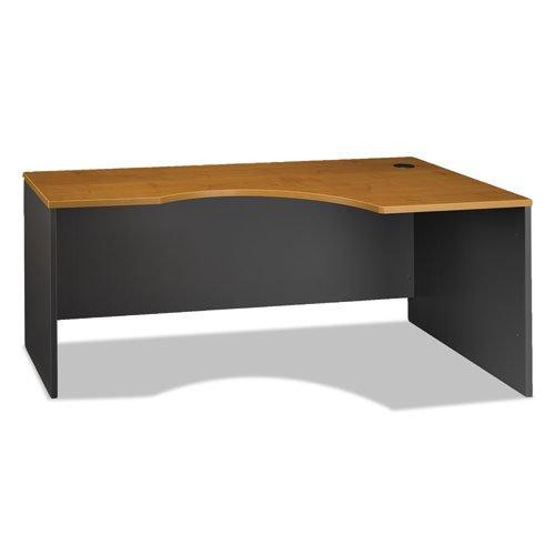 Bush Business Furniture Series C 72W Right Handed Corner Desk in Natural ()