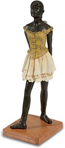 AVENUELAFAYETTE Dancer Statue Aged 14 Years Degas - 20 Cm