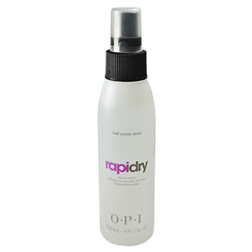 (Rapidry Spray Nail Polish Dryer 4oz/120ml - 1pc)