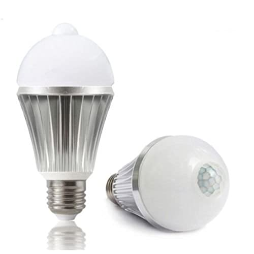 Ashialight LED Light Bulb Motion Sensor Light Bulb PIR Infrared Sensor Motion Detector Replaces 60w Incandescent Bulb Soft White 3000K Standard Base ...  sc 1 st  Amazon.com & Front Door Lighting: Amazon.com azcodes.com