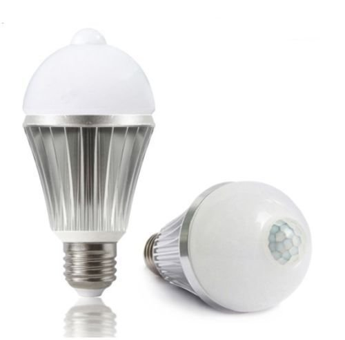 Motion Activated Led Light Bulb