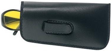 Crews Eyeglass Case w/Clip de cinturón Funda para gafas de seguridad de color negro: Amazon.es: Bricolaje y herramientas