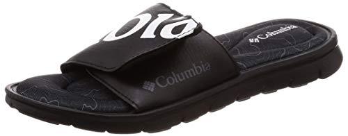 フラップに慣れ港コロンビア(Columbia) アーバンスライド(COLUMBIA URBAN SLIDE)Black YU3954-010