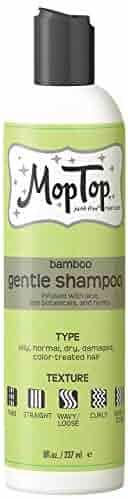 MOPTOP Gentle Shampoo, 8 FZ