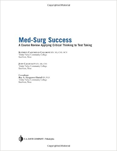 ati learning system med surg final