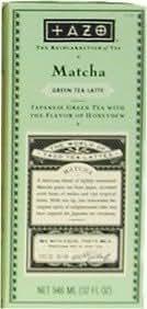 Tazo Matcha Green Tea Latte Concentrate