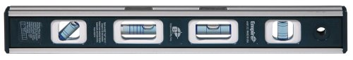 Empire EM81.12 True Blue 12-Inch Magnetic Tool Box Level (Blue Magnetic Level)